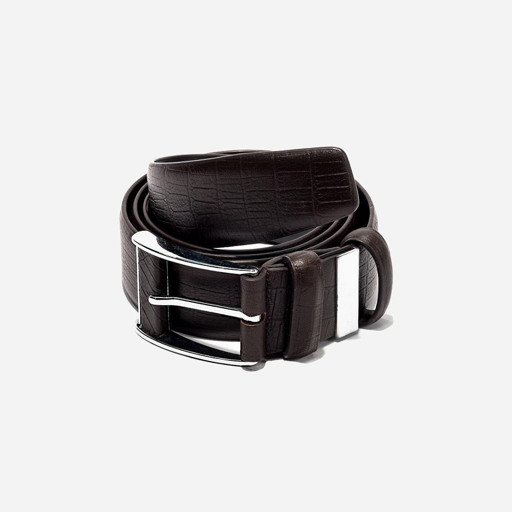 s textured top grain leather belt go den dubrovnik
